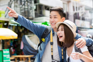 Chinese Travel Trends in 2018 - Visiting Ireland
